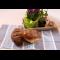 Фото Хрустящий хлеб с кунжутом