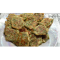 Фото Оладьи из кабачков с твердым сыром и зеленью
