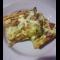 Фото Домашняя пицца на жидком тесте