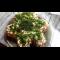 """Фото Закуска """"Торт из соленых крекеров с рыбной консервой, сыром и яйцами"""""""