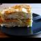 Фото Сырный пирог из лаваша
