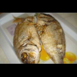 Рецепт: Рыба фагри с лимонным соком