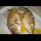 Фото Рыба фагри с лимонным соком