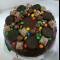 Фото Мега шоколадный торт