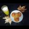 Фото Осенние булочки из тыквы с имбирем и кунжутом