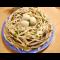 Фото Салат Перепелиное гнездо без картофеля