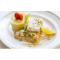 Фото Судак на сковороде в сметанном соусе