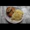 Фото Нежные котлеты из куриного фарша с сыром и зеленью