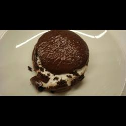 "Рецепт: Пирожное ""Choco pie"""