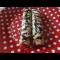Фото Блины с консервированными грушами под шоколадным соусом