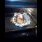 Фото Запеченная свиная лопатка в фольге с чесноком, зеленью и соусом