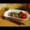 Фото Утиная грудка с зеленым соусом