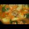 Фото Суп овощной с грибами