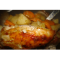 Фото Курица маринованная, запеченная в рукаве