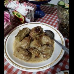 Рецепт: Голубцы домашние