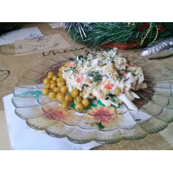Рецепт: Любимый салатик