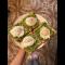 Фото Тосты с авокадо и яйцом пашот
