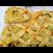 Фото Пирог с картофелем и солеными огурцами