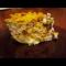 Фото Картофельная запеканка с колбасой и брокколи