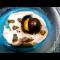 Фото Яичница в ореховом околоплоднике с сыром