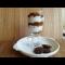 Фото Легкий фруктово-сметанный десерт