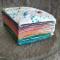 Фото Блинный торт Радуга