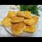 Фото Куриные отбивные в воздушном сырно-чесночном кляре