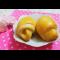 Фото Слоеные булочки с апельсиновой начинкой