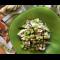 Фото Салат микс с авокадо и моцаррелой