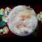 Фото Песочный пирог с курагой и творогом