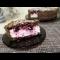 Фото Шоколадно-творожный пирог в вишней