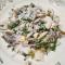 Фото Салат из морской капусты с зеленым луком