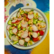 Фото Весенний салат с креветками и рукколой