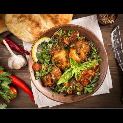 Рецепт: Гурули - курица по-гурийски