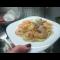 Фото Спагетти с креветками и майонезом