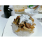 Фото Куриное филе с шампиньонами и луком