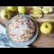 Фото Бретонский пирог с яблоками и вишней