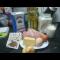 Фото Сырные лепешки с куриной грудкой