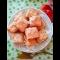Фото Бисквитная выпечка с изюмом и орехами