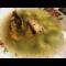 Фото Рыбный суп из горбуши с манной крупой