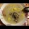 Фото Суп рисовый со свиными ребрами
