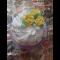 Фото Мокрое безе для украшения торта