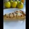 Фото Песочный пирог с яблочной начинкой
