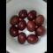 Фото Крашеные яйца в луковой шелухе к Пасхе