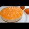 Фото Мандариновый чизкейк без выпечки