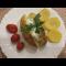 Фото Запеченный картофель с чесночным соусом