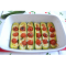 Фото Вегетарианские фаршированные цуккини