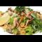 Фото Салат из морепродуктов с кунжутом
