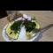Фото Пилюски из молодой капусты в омлете