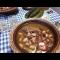 Фото Фасоль с мясом и грибами